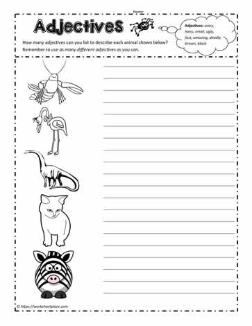 descriptive essay about a animal It is an interesting way to let the children see animals, which they cannot see otherwise  648 words essay on a visit to a zoo article shared by descriptive essay exercise 1- my favorite lakemy hometown, kumamoto, has a beautiful, big lake called ezu.