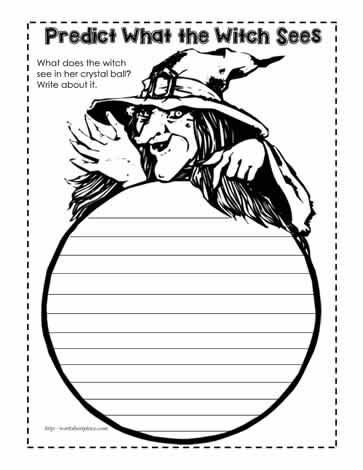 Halloween WorksheetsWorksheets