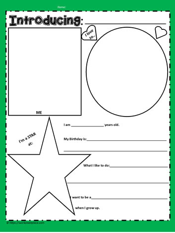 i and me worksheets for first grade breadandhearth. Black Bedroom Furniture Sets. Home Design Ideas