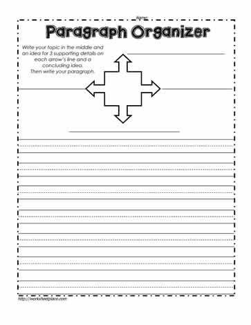 introductory paragraph and online worksheet essay With this worksheet, your students will practice writing a conclusion for an  to  craft their essay by walking them, step-by-step, through paragraph writing and.