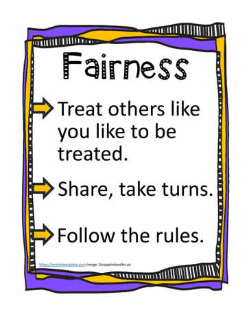 Poster and Definition for Fairness