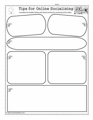 Decision making worksheets for kindergarten