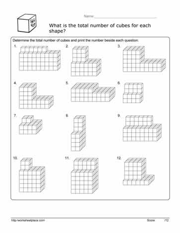 Volume and capacity mathematics worksheets for primary students in ...