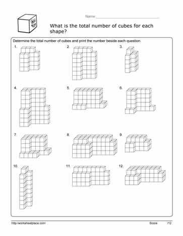 Understand Volume Using Sugar Cubes | Sugar cubes, Math skills and ...
