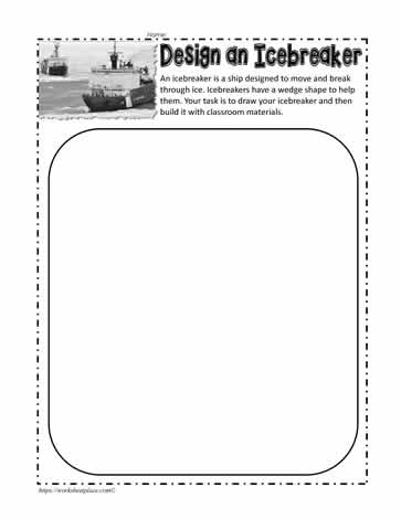 Wedge Worksheet - Icebreakes Worksheets