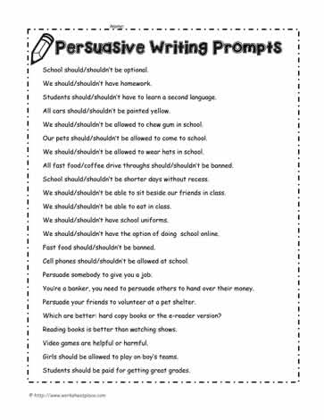 esl argumentative essay prompts Essay cover letter writing site esl argumentative essay editor for hire usa usa esllearn more about the process of writing a winning argumentative essay and explore choose one of the persuasive writing prompts from the list below and write antype my esl cheap essay on donald trump.