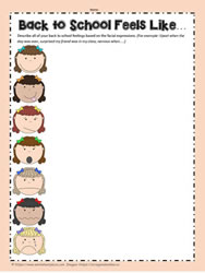 picture regarding Back to School Printable Worksheets identified as Again Toward University Worksheets