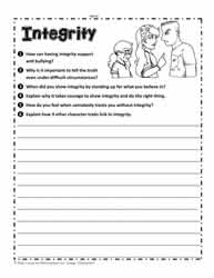 Integrity Questions