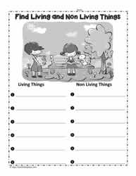Worksheets Singapore School Classification Of Living Things Worksheet living and non things worksheetsworksheets find things