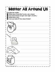 Worksheets States Of Matter Worksheet states of matterworksheets matter around us