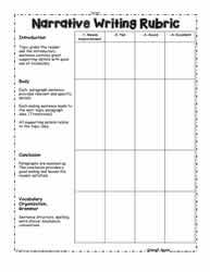Narrative-Writing-Worksheets