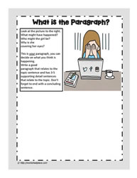 Printables Writing A Paragraph Worksheet paragraph writing worksheetsworksheets a paragraph