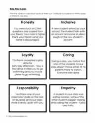 Worksheets Social Skills Printable Worksheets social skillsworksheets skills role play cards