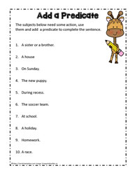 Verbs In The Past Tense Worksheets Pdf Subjects And Predicates Worksheets Worksheets Permutation Worksheets with Math Facts To 10 Worksheet Pdf Build A Sentence Worksheet  Complete The Sentences Current Electricity Worksheet Excel