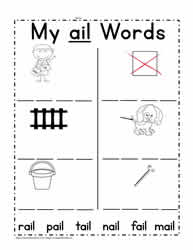 ail Word Worksheet