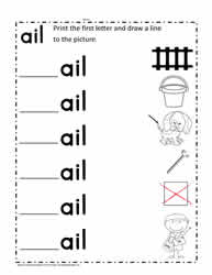 ail Worksheet