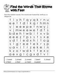 eet Word Search