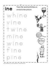 ine Word Worksheets