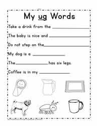 Sentences For ug Words