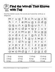 ug Word Search